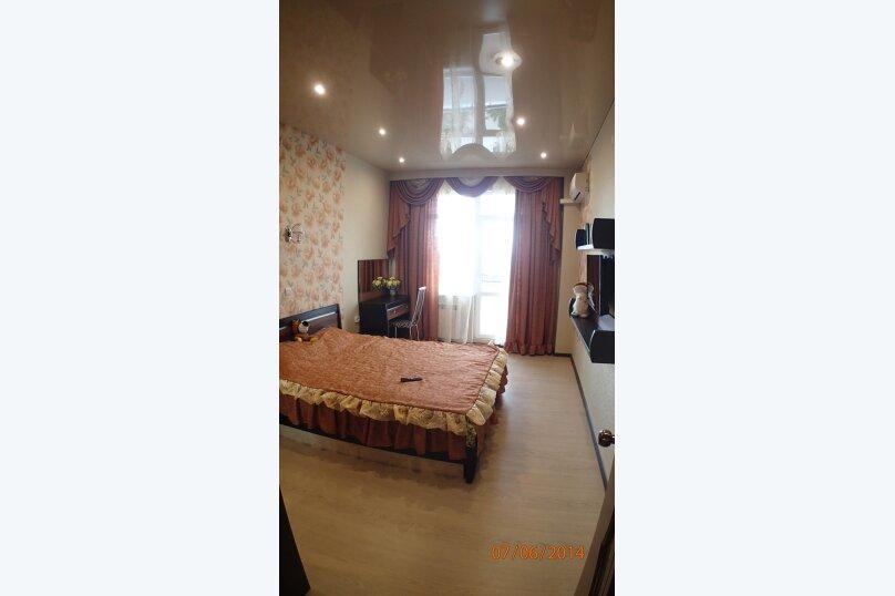 1-комн. квартира, 50 кв.м. на 4 человека, улица Луначарского, 114, Геленджик - Фотография 3