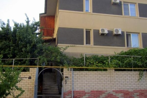"""Гостевой дом """"Чёрное море"""", Санаторный переулок, 6 на 3 комнаты - Фотография 1"""