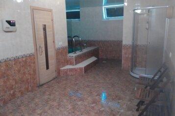 Коттедж 300 кв. метров с сауной, 300 кв.м. на 14 человек, 4 спальни, Уютная улица, Саки - Фотография 2