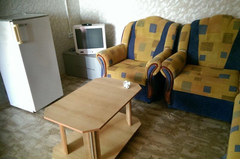 Двухкомнатный (4-х местный), Курортная, 50, Голубицкая - Фотография 1