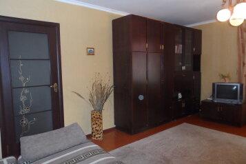 1-комн. квартира, 45 кв.м. на 4 человека, улица Вересаева, 1, Феодосия - Фотография 1