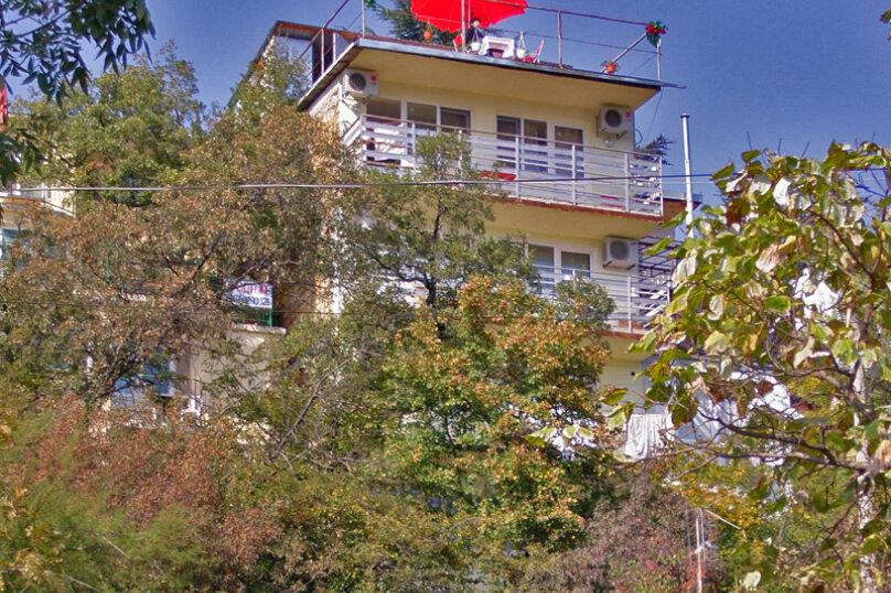 Коттедж в Крыму 500М от моря. Шикарный вид с балкона. Корпус 2, Виноградная улица, 8В на 4 комнаты - Фотография 1