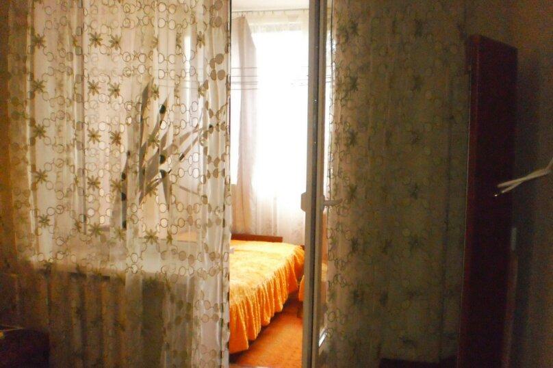 2-комн. квартира, 53 кв.м. на 5 человек, Солнечный переулок, 16, Судак - Фотография 4