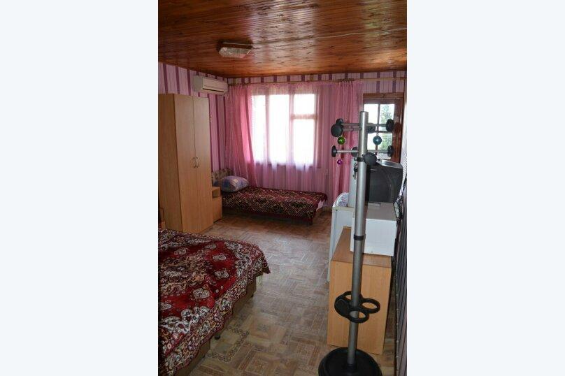 1-комн. квартира, 15 кв.м. на 3 человека, Гурзуфское шоссе, 14, Гурзуф - Фотография 6