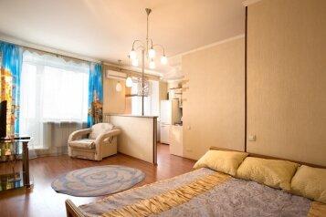 1-комн. квартира, 32 кв.м. на 3 человека, улица Ленина, 60, Красноярск - Фотография 2