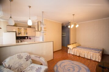 1-комн. квартира, 32 кв.м. на 3 человека, улица Ленина, 60, Красноярск - Фотография 4