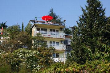 Коттедж в Крыму 500М от  моря. Шикарный вид с балкона. Корпус 1, Виноградная улица на 4 номера - Фотография 1