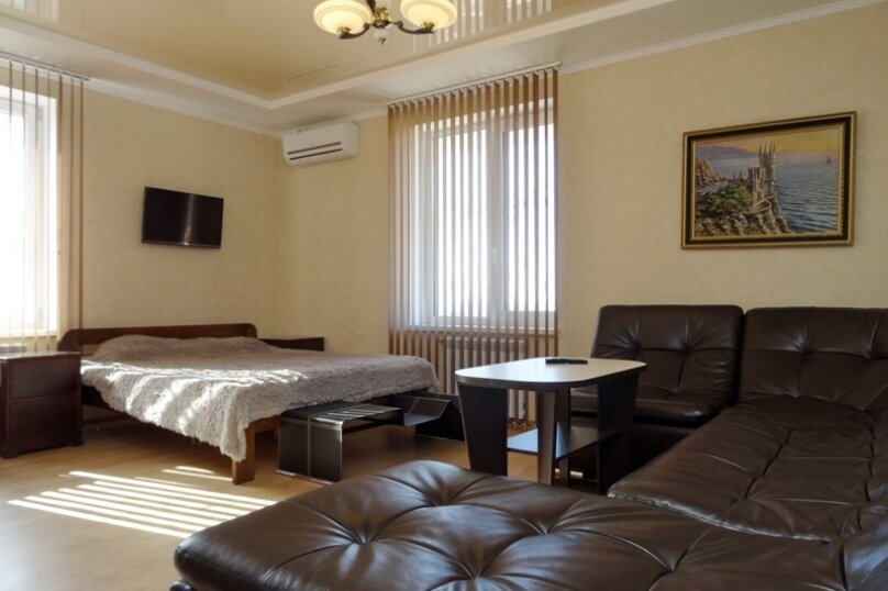 4-Х местный без балкона, 1 этаж, Фиолентовское шоссе, 10, мыс Фиолент, Севастополь - Фотография 1