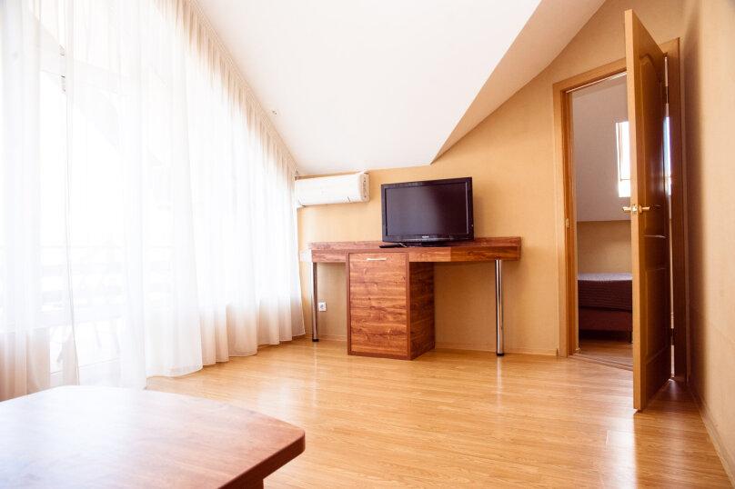 """Гостеприимный дом """"Альпина"""", Совхозный переулок, 4 на 10 комнат - Фотография 22"""