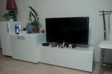 1-комн. квартира, 40 кв.м. на 4 человека, улица Тани Бибиной, Саранск - Фотография 1