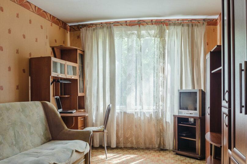 1-комн. квартира, 33 кв.м. на 3 человека, Шипиловская улица, 12, метро Орехово, Москва - Фотография 1