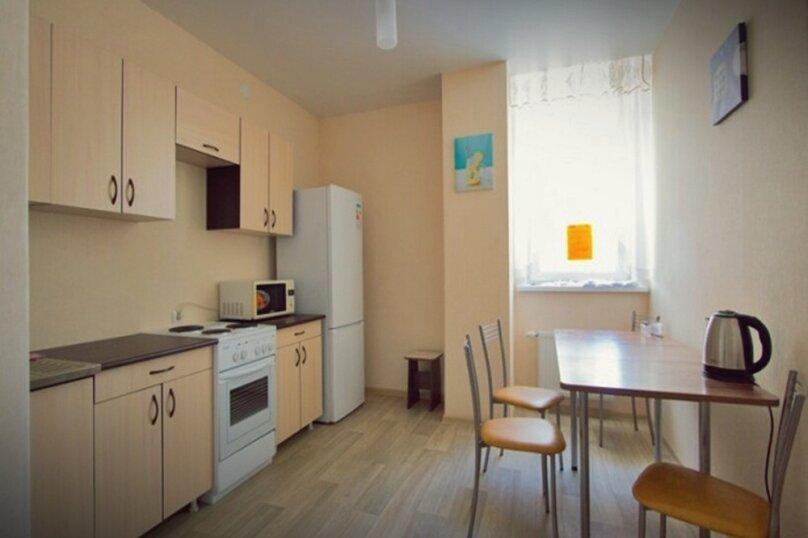 3-комн. квартира, 71 кв.м. на 6 человек, улица Авиаторов, 45, Красноярск - Фотография 5