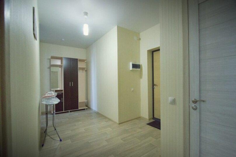 3-комн. квартира, 71 кв.м. на 6 человек, улица Авиаторов, 45, Красноярск - Фотография 8