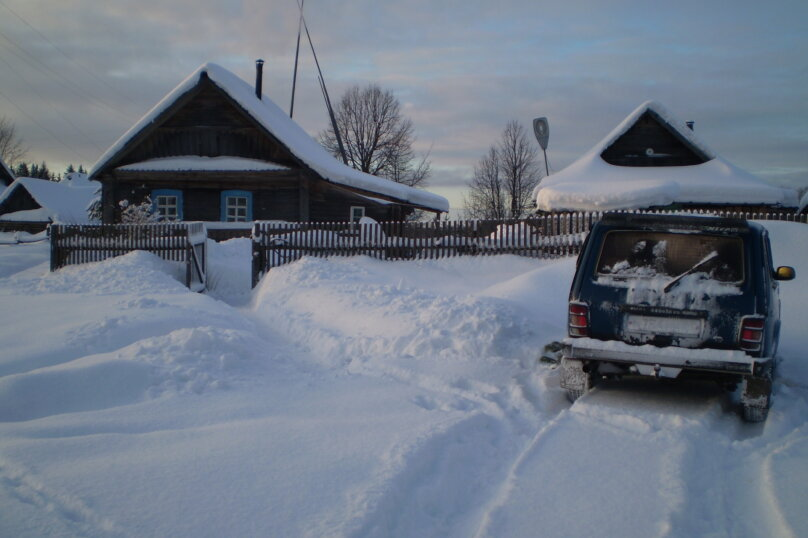 Дом на озёрах, 60 кв.м. на 12 человек, 2 спальни, деревня Новики, №4, Андреаполь - Фотография 1