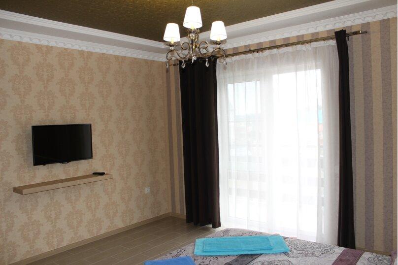 Номер двухместный (доп.место до 12 лет-600 руб.,взрослые-800 руб.), улица Черноморье, 121, Агой - Фотография 2