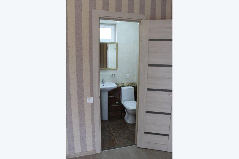 Номер двухместный (доп.место до 12 лет-600 руб.,взрослые-800 руб.), улица Черноморье, 121, Агой - Фотография 3