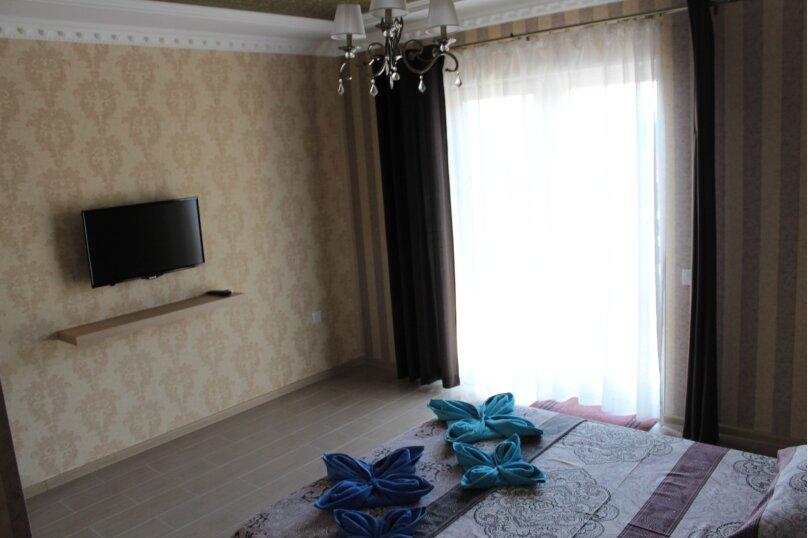 Номер двухместный (доп.место до 12 лет-600 руб.,взрослые-800 руб.), улица Черноморье, 121, Агой - Фотография 10