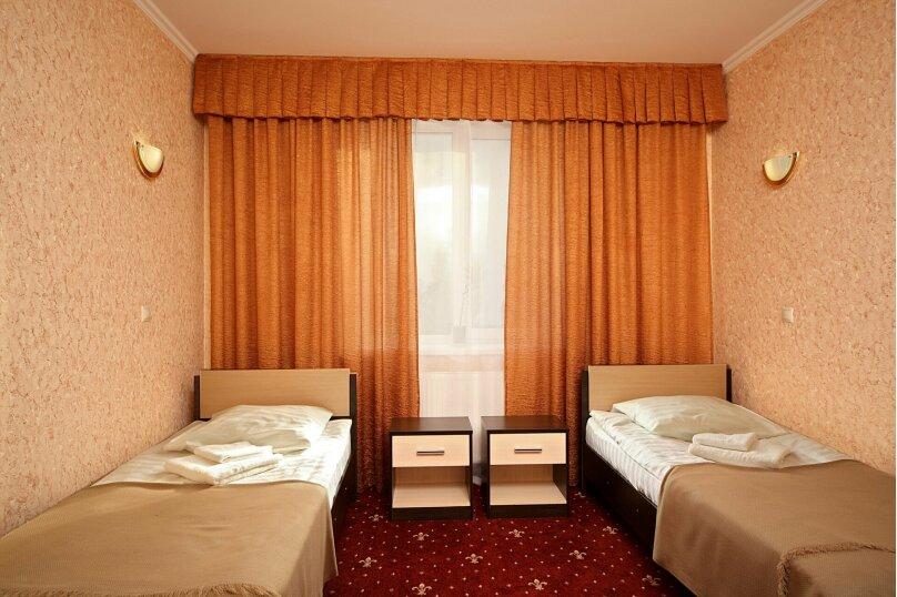 Стандартный двухместный номер с 2 отдельными кроватями , Дачная улица, 33, Домодедово - Фотография 1