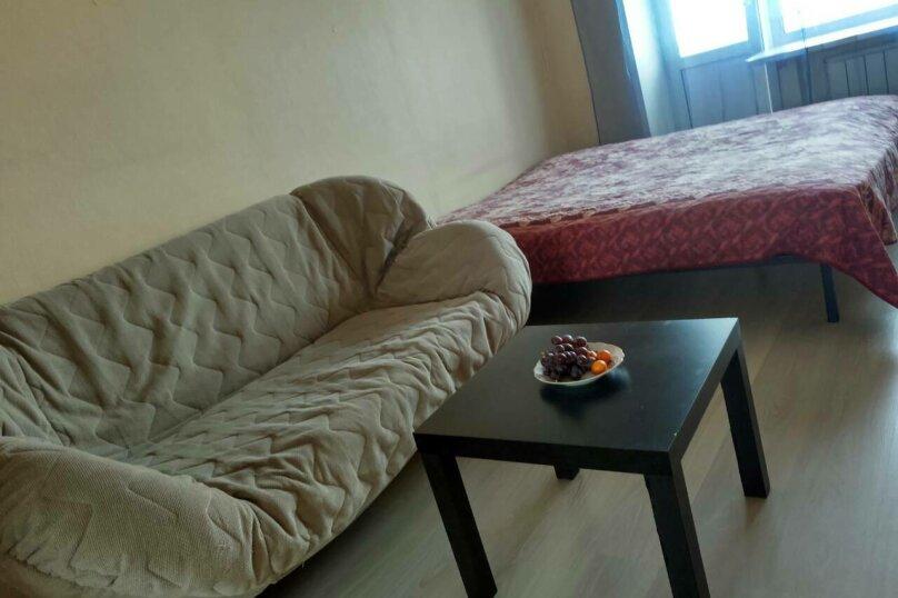 1-комн. квартира, 50 кв.м. на 4 человека, Аэровокзальная улица, 7, Красноярск - Фотография 2