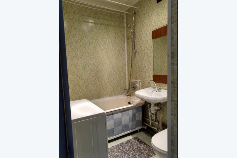1-комн. квартира, 50 кв.м. на 4 человека, Аэровокзальная улица, 7, Красноярск - Фотография 6