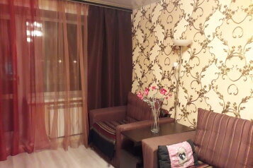 3-комн. квартира, 62 кв.м. на 5 человек, улица Савельева, 42, Курган - Фотография 1