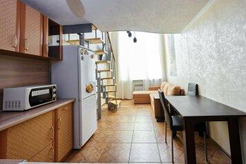 2-комн. квартира, 45 кв.м. на 4 человека, Халтуринский переулок, 4А, Ростов-на-Дону - Фотография 1