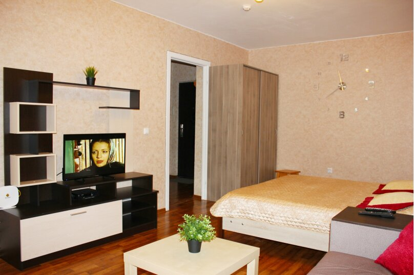 1-комн. квартира, 42 кв.м. на 4 человека, улица Карякина, 22, Краснодар - Фотография 12