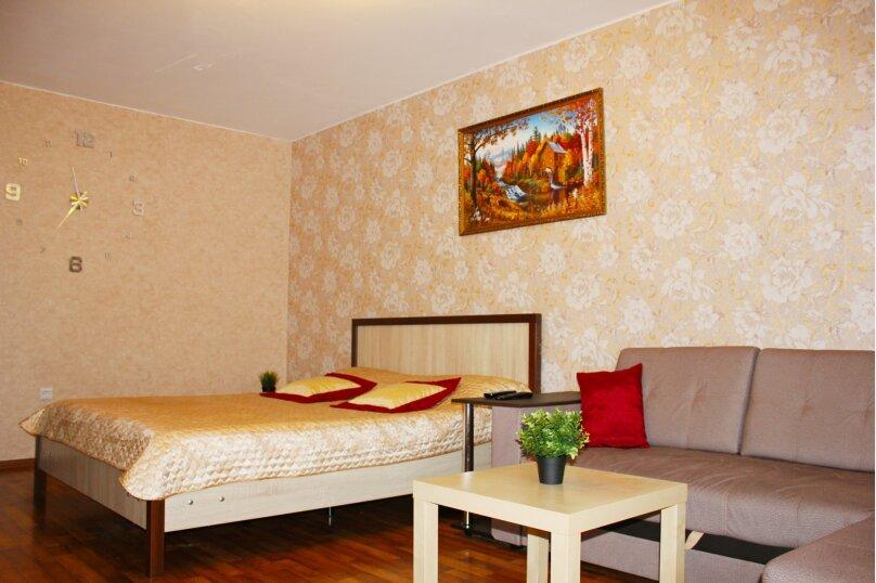 1-комн. квартира, 42 кв.м. на 4 человека, улица Карякина, 22, Краснодар - Фотография 13