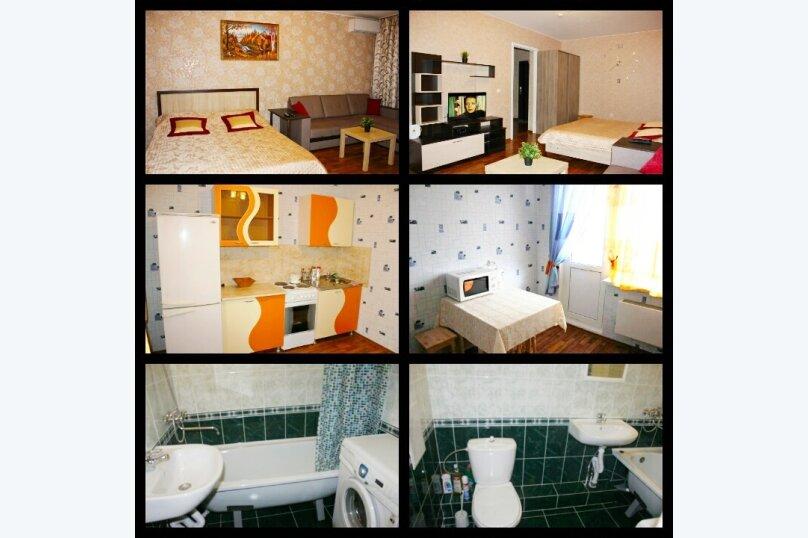 1-комн. квартира, 42 кв.м. на 4 человека, улица Карякина, 22, Краснодар - Фотография 14