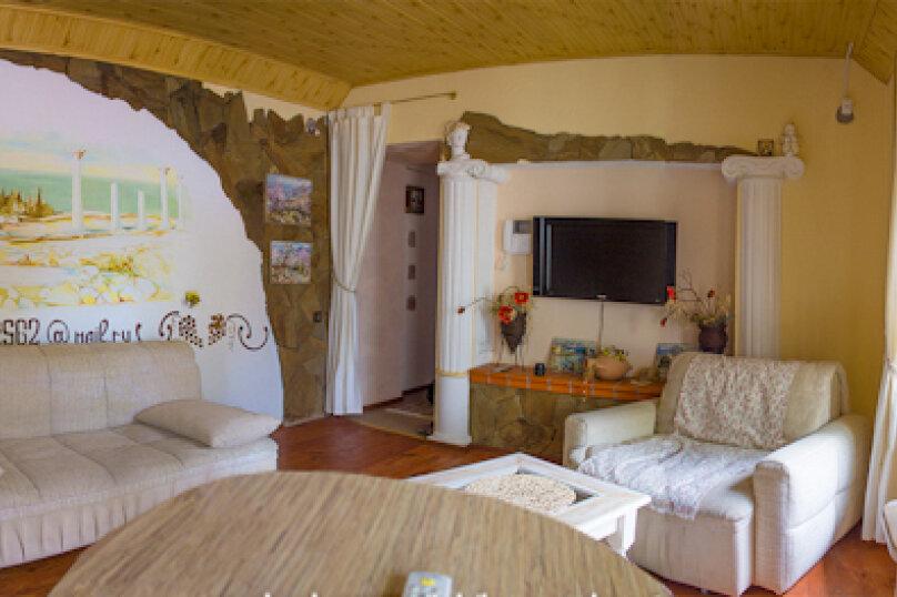Частный сектор, 70 кв.м. на 5 человек, 1 спальня, К.Маркса , 11, Алушта - Фотография 5