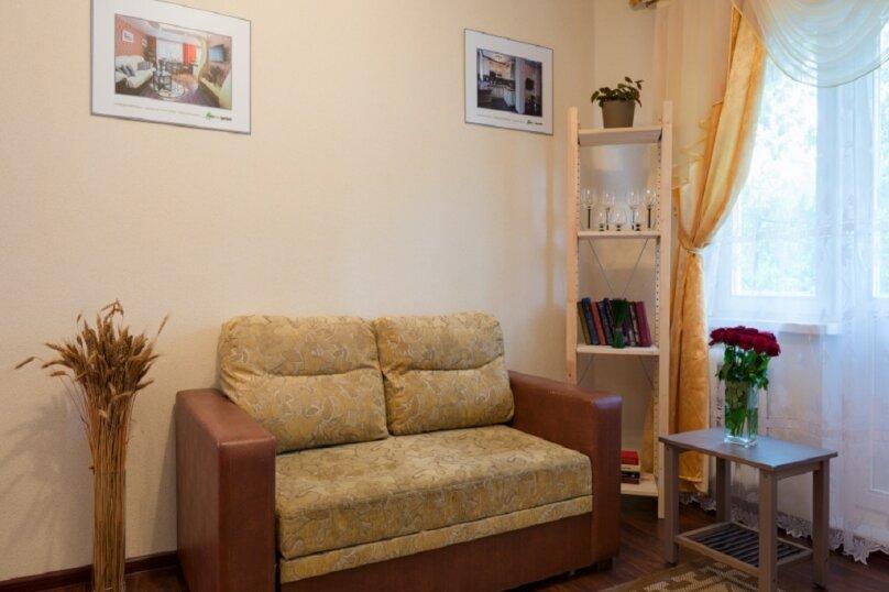 1-комн. квартира на 4 человека, улица Золотая Горка, 14, Минск - Фотография 3