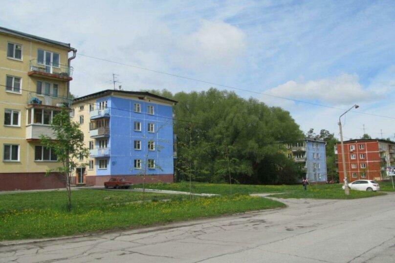 1-комн. квартира, 32 кв.м. на 3 человека, Цветной проезд, 9, Новосибирск - Фотография 3