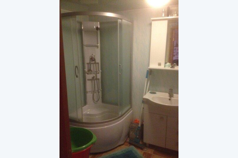Дом-баня, 90 кв.м. на 6 человек, 2 спальни, Закатная, 30, Чехов - Фотография 12