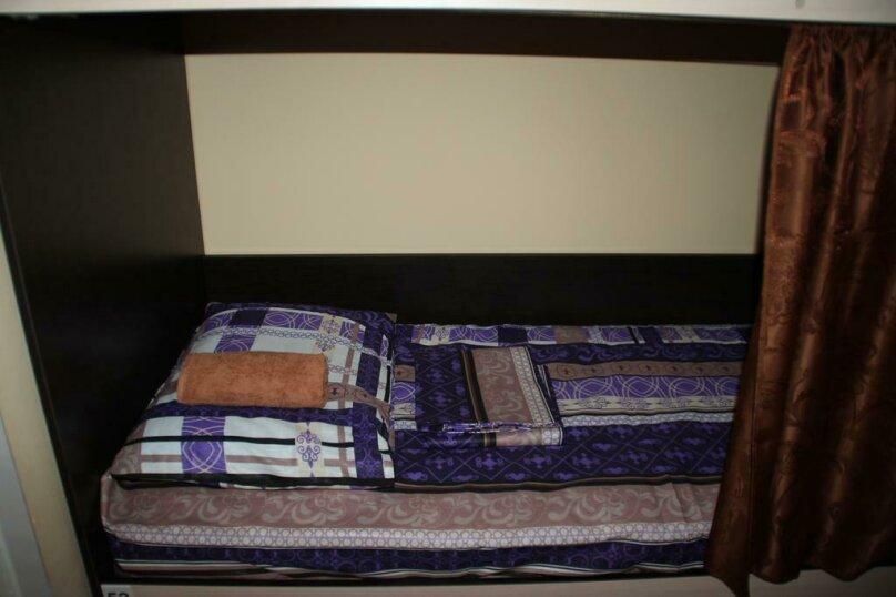 Кровать в восьмиместном номере, улица Салтыкова-Щедрина, 7, Ярославль - Фотография 1