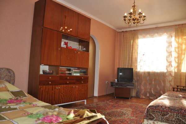 2-комн. квартира, 43 кв.м. на 4 человека