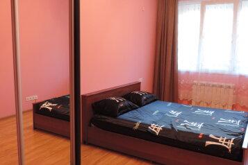 2-комн. квартира, 63 кв.м. на 4 человека, переулок Богдана Хмельницкого, Адлер - Фотография 1