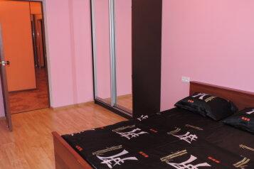 2-комн. квартира, 63 кв.м. на 4 человека, переулок Богдана Хмельницкого, Адлер - Фотография 3