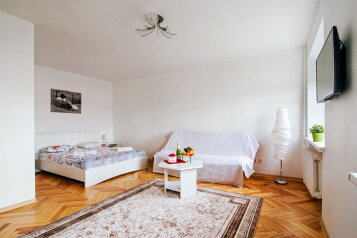 1-комн. квартира на 4 человека, проспект Победителей, 3, Минск - Фотография 1