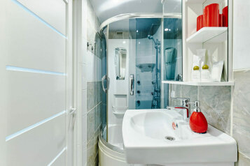 2-комн. квартира, 45 кв.м. на 4 человека, Халтуринский переулок, 4А, Ростов-на-Дону - Фотография 4