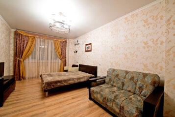1-комн. квартира, 55 кв.м. на 2 человека, Кубанская набережная, 64, Краснодар - Фотография 4