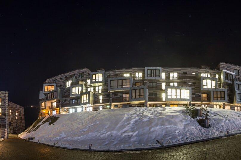 2-комн. квартира, 46 кв.м. на 4 человека, Альпийское шоссе, 24к3, Эстосадок, Красная Поляна - Фотография 5