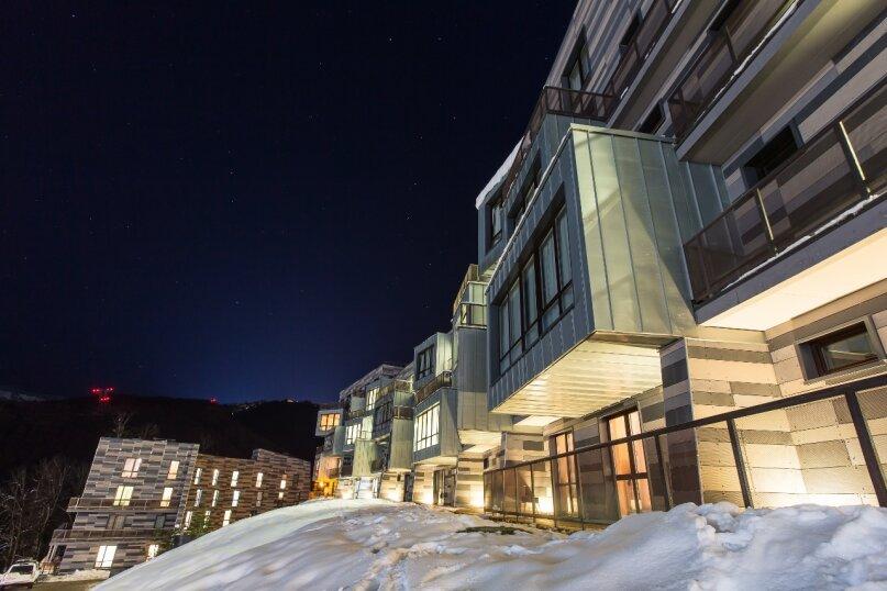 2-комн. квартира, 46 кв.м. на 4 человека, Альпийское шоссе, 24к3, Эстосадок, Красная Поляна - Фотография 6