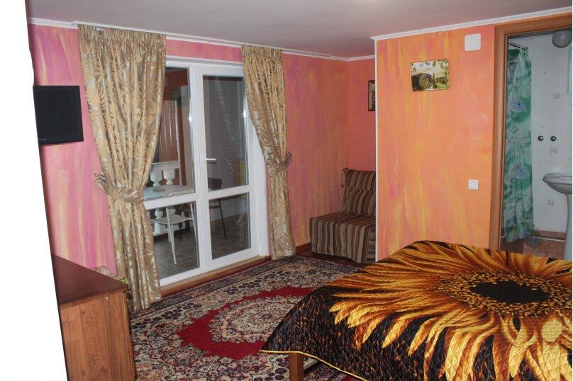 4-х местная студия с балконом, Гоголя , 29а, Архипо-Осиповка - Фотография 1