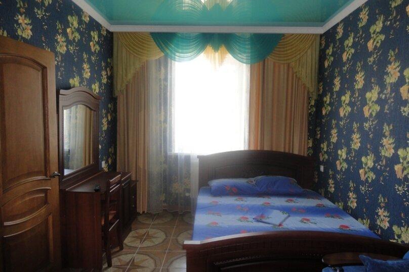 Номер, Люкс, 5-местный (4 основных + 1 доп), 2-комнатный, улица Макаровой, 5, Геленджик - Фотография 1
