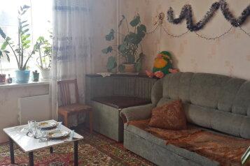 1-комн. квартира, 43 кв.м. на 5 человек, Шагольская улица 1-й квартал, 6А, Курчатовский район, Челябинск - Фотография 2