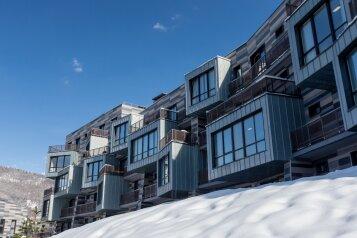2-комн. квартира, 46 кв.м. на 4 человека, Альпийское шоссе, Эстосадок, Красная Поляна - Фотография 2