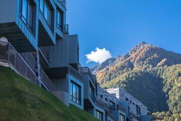 2-комн. квартира, 46 кв.м. на 4 человека, Альпийское шоссе, Эстосадок, Красная Поляна - Фотография 3