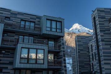 2-комн. квартира, 46 кв.м. на 4 человека, Альпийское шоссе, 24к3, Эстосадок, Красная Поляна - Фотография 4