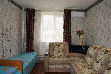 2-комн. квартира, 34 кв.м. на 8 человек, Овражная улица, Витязево - Фотография 1