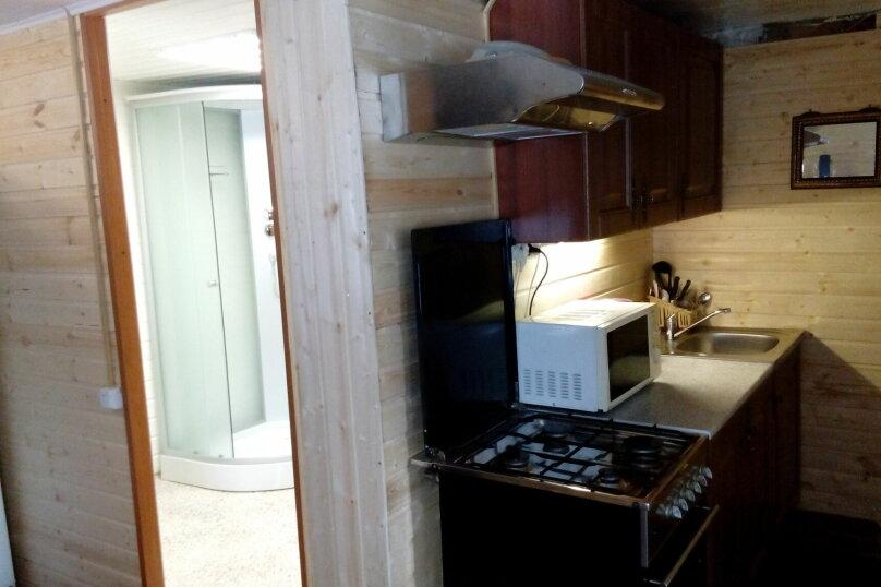 Гостевой дом Кочкома, 40 кв.м. на 6 человек, 3 спальни, пос Кочкома, Набережная улица, 14, Сегежа - Фотография 2